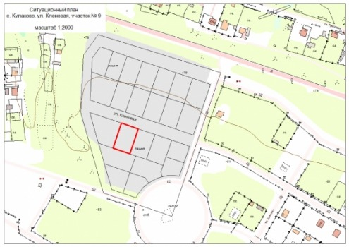 Что такое ситуационный план земельного участка и как его получить?