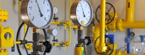 Ситуационный план участка для газицификации